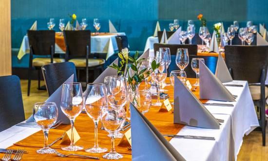 Gastronomy - Corvin Hotel Budapest